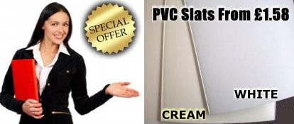Vertical Blinds Replacement Slats