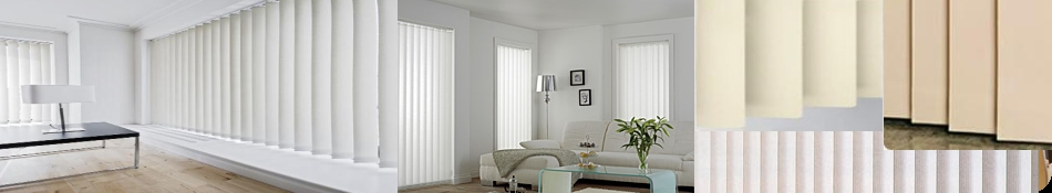 PVC Vertical Blinds Request a Sample